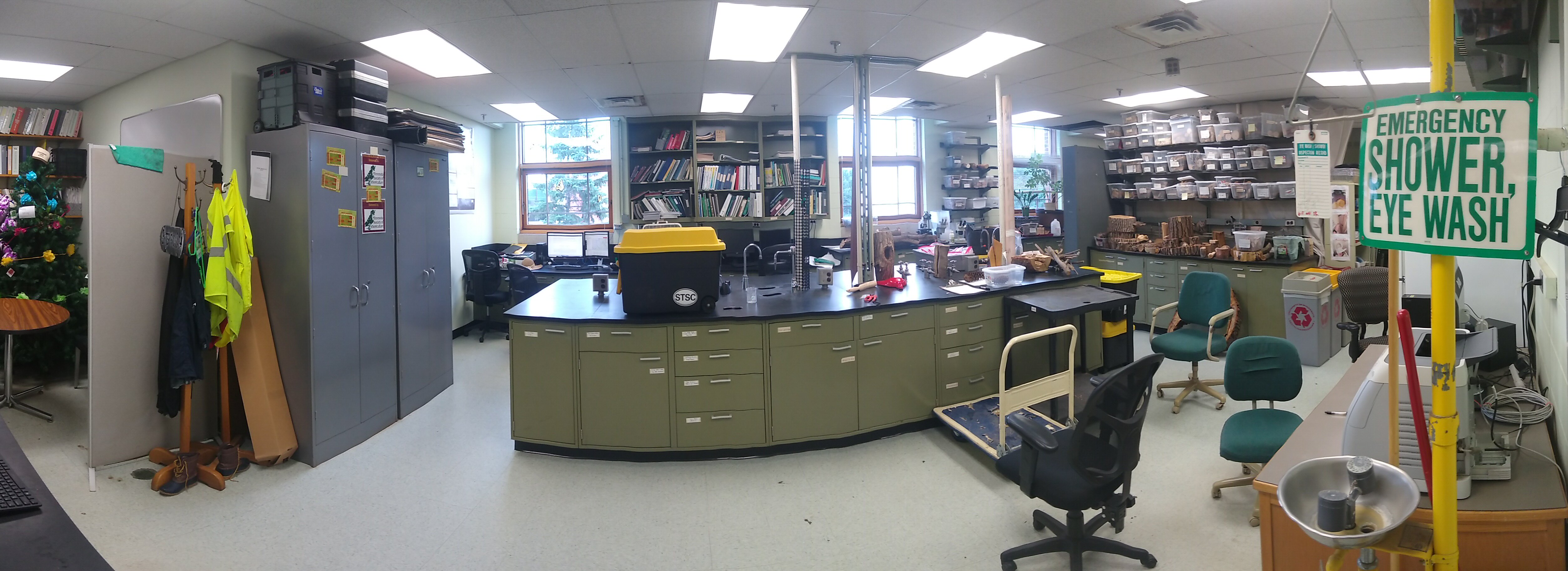 Ufore Lab Panorama